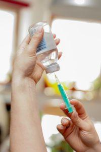 インフルエンザワクチンの画像