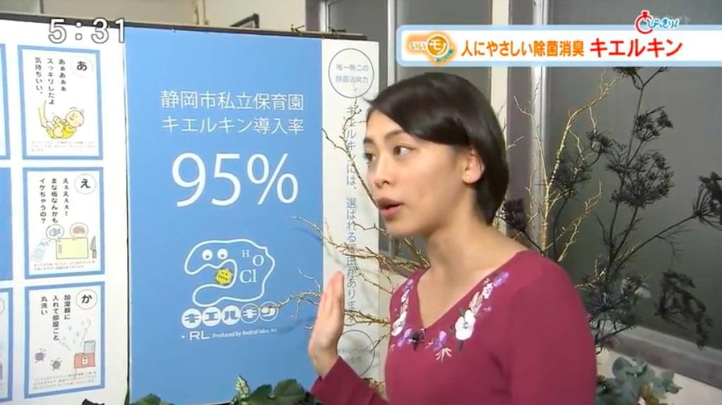 テレビメディアキエルキン5