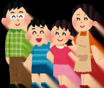 ロタウイルスが家族に感染