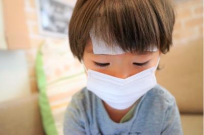子供インフルエンザ