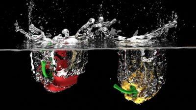 食品洗浄次亜塩素酸水