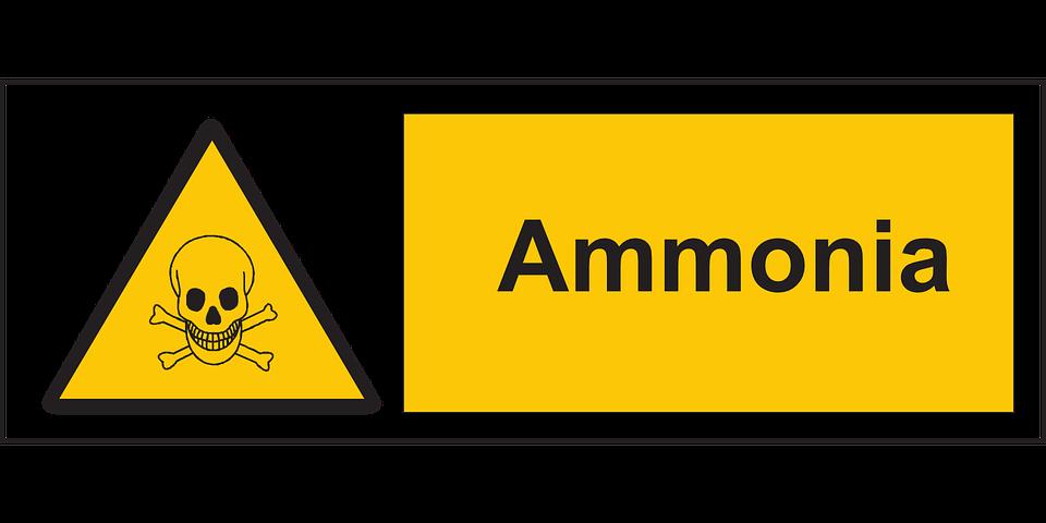 アンモニア 次亜塩素酸水