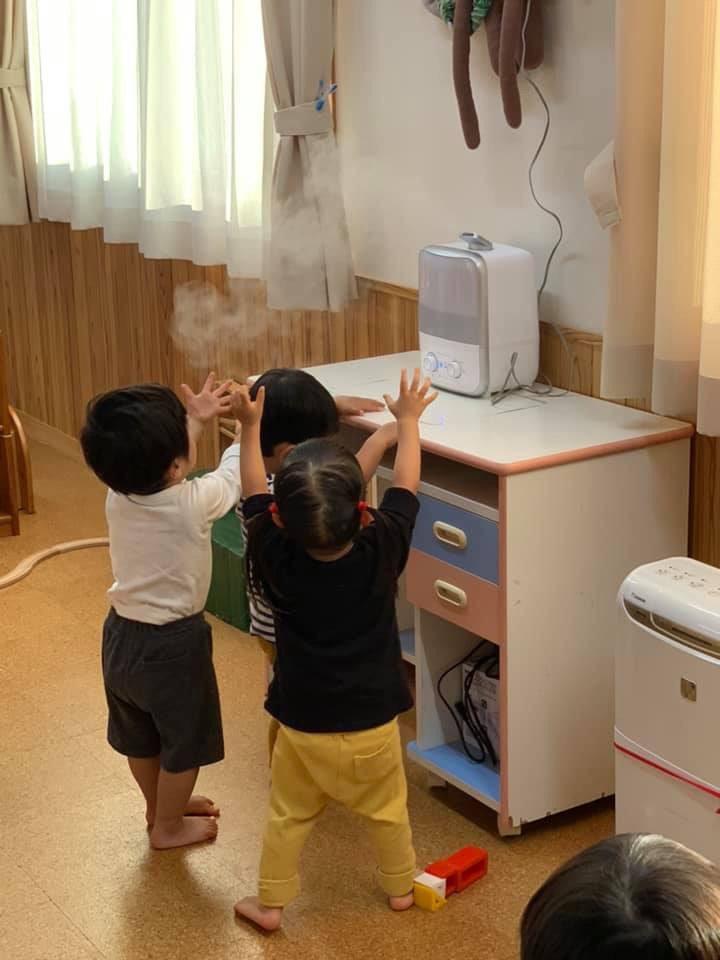 キエルキンと幼稚園